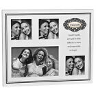Loved Ones Collage Multi Photo Frame for Friends Family & Memories