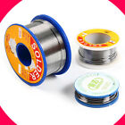 Gorgeous 63/37 60/40 0.8/1mm Dia Rosin Core Solder Wire Welding Iron Wire Reel
