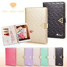 New Luxury Diamond PU Leather Wallet Flip Case Cover Stand for iPad Mini / Air/2