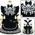 Black Mixed White Women Girl Haiyoru! Nyaruani Nyaruko Cosplay Costume Clothing