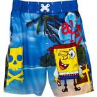 SPONGEBOB SQUAREPANTS UPF-50+ Bathing Suit Swim Trunks NWT Toddlers 3T or 4T $20