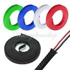 1M 4-25mm Expandable Braided Sleeving Cable Wire Harnessing Sheathing Sleeve New