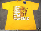 "ASU Arizona State NCAA Sun Devils ""Speaking Victory"" Gold NEW Shirt -- ALL SIZES"