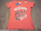 University of Mississippi NCAA Ole Miss Rebels EST. 1848 Red Shirt -- ALL SIZES