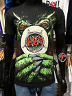 SLAYER Official Uni-Sex Tee Shirt Various Sizes ROOT OF ALL EVIL