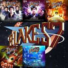 Blake's 7 - BLAKES 7 SEVEN full cast Audio CD adventures offical CD books  - UK