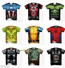 Authentic Marvel Comic Or Star Wars Adult Sublimated T-Shirt