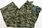 Mens Fleece Lounge Pants Size 3x 4x LT XLT 2XLT 3XLT Pajamas Croft & Barrow NWT