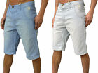 Mens Designer Jack South Jeans Smart Classic 5 Pocket Chinos Regular Fit Shorts