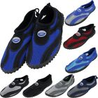 Внешний вид - Mens Water Shoes Aqua Socks Yoga Exercise Pool Beach Dance Swim Slip On Surf NEW