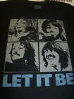 THE BEATLES LET IT BE T-SHIRT NEW !