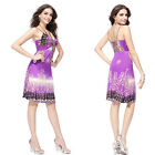 Holiday Casual Girls Summer Beach Party Dress 05039 UK Size 6 8 10 12 14 16 18
