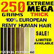 EXTREME MEGA THICK DELUX FULL HEAD CLIP IN REMY HUMAN HAIR EXTENSIONS