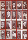 Churchman 1938 Boxing Personalities Cig Card -Select From Below