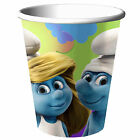Smurfs Birthday Party Cups - Set of 16
