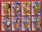 Match Magazine - Soccer Star Caricature Trade Cards  -Select From Below