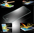 Temepered Thin Clear Glass Cover Film Protectant For Apple iPhone iPad