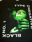 TYPE O NEGATIVE BLACK NO. 1 THIS BLOODS FOR YOU NO HOPE NO FEAR T-SHIRT NEW !