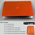Brand New Frosted Matte Rubberized Hardshell Hard Case Cover For Apple MacBook