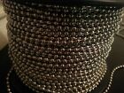Beaded Pull Chain #6 Extension Replacement Ceiling Fan Cord Connector Nickel