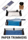 Cathedral A3 A4 A5 Paper Cutter Trimmer Guillotine High Quality 48hr Courier
