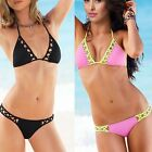 2014 Sexy Women's Bikini Push-up Bra Swimsuit Bathing Suit Swimwear Set 2 Color