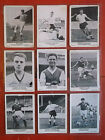 A&BC 1961 Footballers (Plain Back) Trade Card  -Select From Below