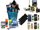 Working Guy Men's Gift Basket Colonge Shaving Tools Fathers Day Dad  Easter