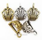 10pcs Silver/Gold/Bronze Crown Metal Connectors for Charm Bracelet