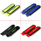 1 Pair Road Bike Bicycle Pedal Velcro Foot Strap Straps foot strap ew
