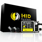 HID System Metal HID Conversion Kit H4 H7 H11 H13 9003 9005 9006 880 6K 5K Xenon