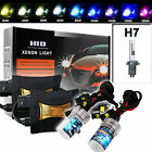 35W/55W HID Xenon Slim Digital Ballast Conversion Kit H7 Single Beam Headlights