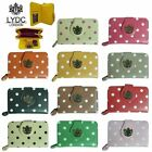 NEW Women Ladies GIRLS SMALL LYDC Designer Polka Dots Wallet Purse  A42