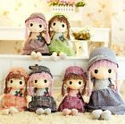 Plush toy stuffed doll Mayfair fay fei elf fairy wear hat Girl birthday gift 1pc