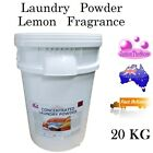 Laundry Powder Concentrated Biodegradable Detergent Top Load 20 Kg Bucket or Bag