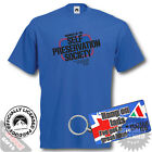 The Italian Job T-Shirt and Keyring Giftset Cool Movie Classic Tee Michael Caine