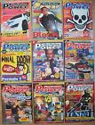 PLAYSTATION POWER MAGAZINES 5 7 10 11 13 14 16 23 25 27 31 32 33 34 36 37 40 42