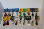 NEW with Tags Official LEGO Minifigure Keyrings