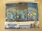 Boys Monsters University 3 Pack Briefs Undies Pants - 3/4, 4/5, 5/6, 7/8 - Scare