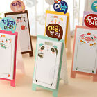 Creative Funny Animals Sticky Notes Cartoon Post It Bookmark Marker Flags Sticke
