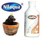 Nilaqua No Rinse Pet Dog Shampoo- Waterless Pet Cleaning Lotion - pH Balance