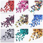 Wholesale 1440pc DMC SS16 4mm Hotfix Iron On Flatback Crystal Rhinestones Beads