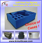 KR Multicase & foam trays for Stormraven & stand, Dreadnought, 12 troops (SM15)