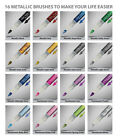 Rainbow Dust Click-Twist Brush All Colours of Paint Edible Cake Decoration
