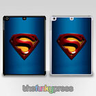 Superman Logo Hard Plastic Case for iPad Air 1 2