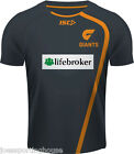 GWS Giants 2014 AFL Players Training T Shirt  Pick Your Size XS-5XL!