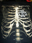 BLACK LABEL SOCIETY RIBCAGE DOUBLE SIDED PRINT T-SHIRT NEW !