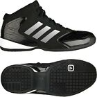 ADIDAS MENS BASKETBALL TRAINERS SNEAKERS SPORTS GYM HI TOP SHOES 3 SERIES NEW