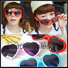 New Fashion Funny Heart Shape Costume Sunglasses Glasses Frame for Party
