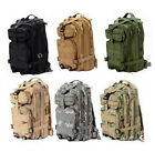 Men's Outdoor Military Tactical Backpack Hiking Trekking bag Camping Rucksack